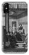 Quaker Meeting, C1790 IPhone Case