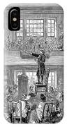 Quaker Meeting House IPhone Case