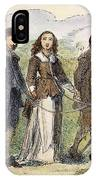 Quakers: Mary Dyer, 1659 IPhone Case