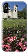 Queen Of The Missions IPhone Case