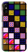 Quilt 1 IPhone Case