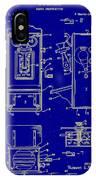 Radio Phone Patent IPhone Case