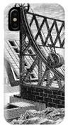 Railroad Drawbridge, 19th Century IPhone Case