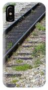 Railroad To Yukon IPhone Case