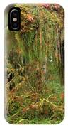 Rain Forest Crocodile IPhone Case