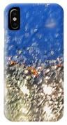 Rain On My Windshield IPhone Case