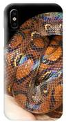 Rainbow Boa IPhone Case