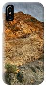 Rainbow Canyon 2 Death Valley IPhone Case