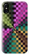 Rainbow Squares IPhone Case