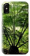 Rainforest Backlight IPhone Case