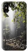 Rainforest, Bellingen, Australia IPhone Case