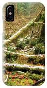 Rainforest Dusting IPhone Case