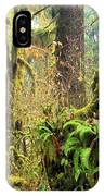 Rainforest Salad Bar IPhone Case