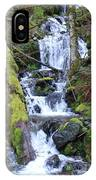 Rainforest Waterfall IPhone Case