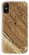 Rajasthan Sandstone Marble Streaks IPhone Case
