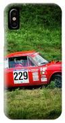 Rally Lancia 02 IPhone Case