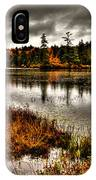 Raquette Lake In Upstate New York IPhone Case
