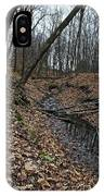 Ravine Creek IPhone Case