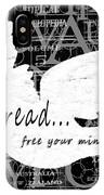 Read Free Your Mind IPhone Case