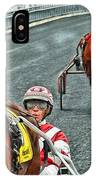 Ready To Race IPhone Case