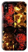 Red And White Wine Collage IPhone Case