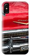 Red Chevvy IPhone Case