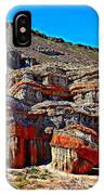 Red Rock Canyon California IPhone Case