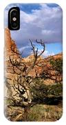 Red Rock Castle IPhone Case