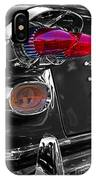Red Tail Lights IPhone Case