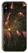 Red Tails IPhone Case