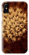 Red Tips IPhone Case
