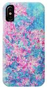 Redbud Special IPhone Case