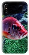 Redfish IPhone Case