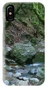 Redwood Creek Art IPhone Case
