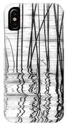 Reeds On The Turtle Flambeau Flowage IPhone Case