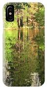 Reflections In The Merced IPhone Case