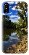 Reflections On The Kankakee IPhone Case