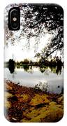 Reflections On The Lake IPhone Case