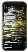 Reflections Under Pier IPhone Case