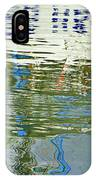 Reflective Water Abstract IPhone Case