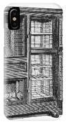 Refrigerator, C1900 IPhone Case