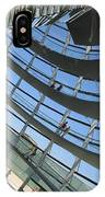 Reichstag Dome IPhone Case