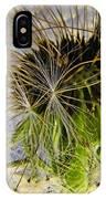 Releasing Seeds IPhone Case