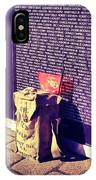 Relica #vietnammemorial Wall In IPhone Case