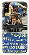 Remembering Miss Lena IPhone Case