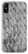 Repetition To Variation 1b IPhone Case