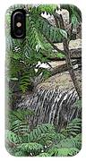 Respite From The Maddening Crowds IPhone Case