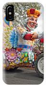 Rex Mardi Gras Parade IIi IPhone Case