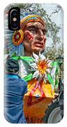 Rex Mardi Gras Parade Vii IPhone Case