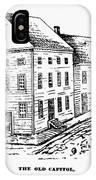 Richmond: First Capitol IPhone Case